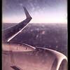 Fuselage reflecting sun<br /> <br /> DFW - SFO