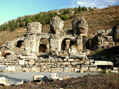 The Magnesia Gate - Ephesus