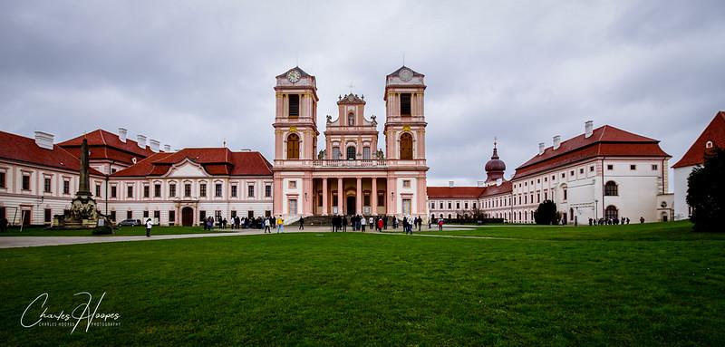 Gottweig Abbey, Krems Austria