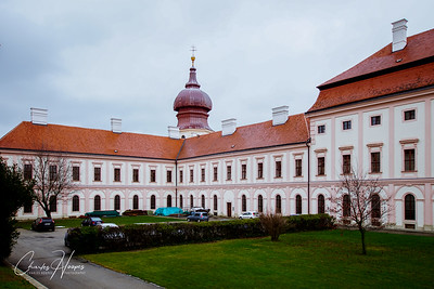 Gottweig Abbey, Krems Austria St. Stephen's Cathedral, Passau, Germany