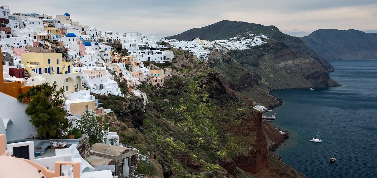 Santorini Vista