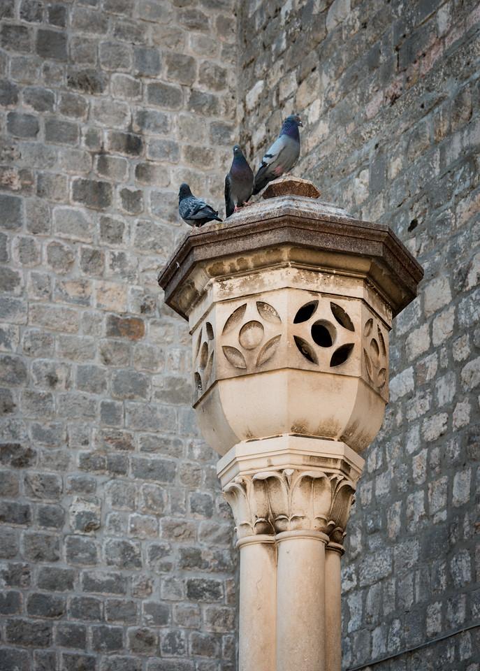 Dubrovnik Entry Gate