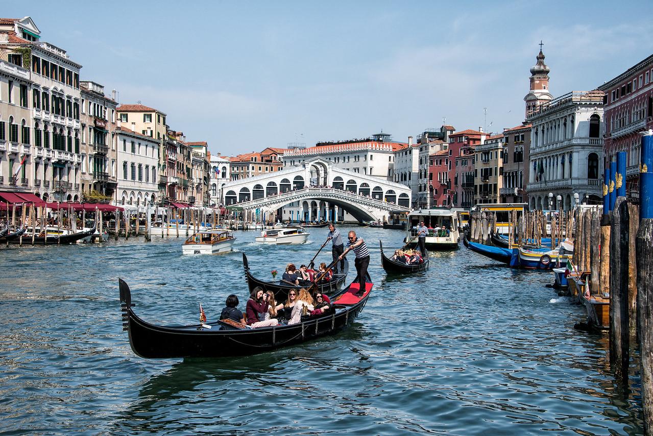 Gondola Races