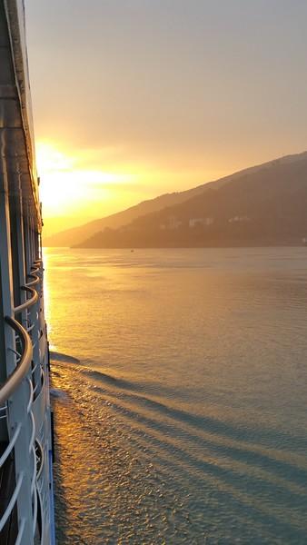 Viking Emerald Yangtze River Ship May 2015