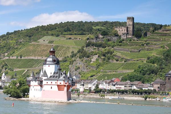 Viking River Cruise ~ Amsterdam to Basel on the Rhine