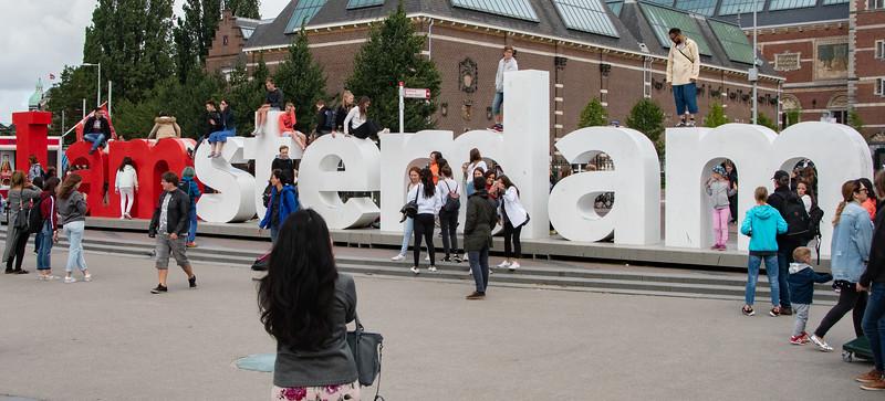 Location - Amsterdam
