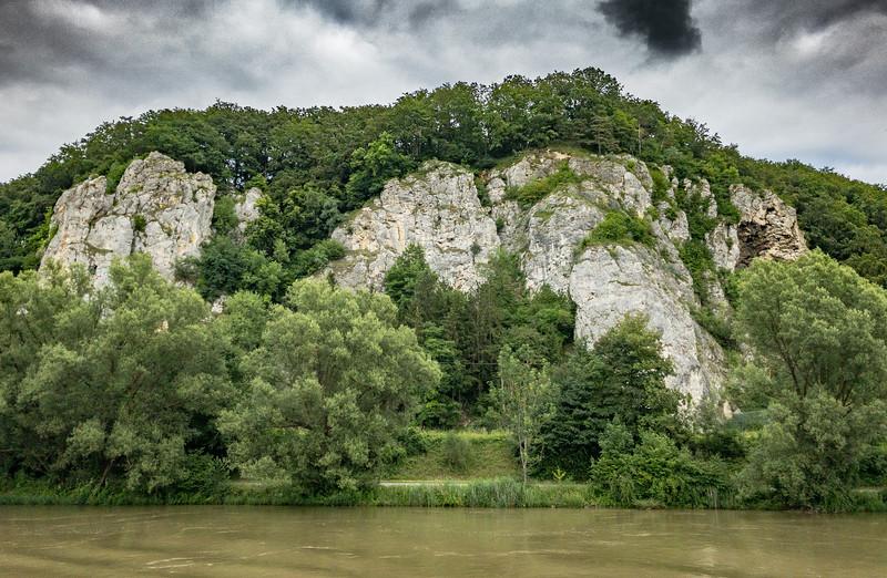Location - Danube