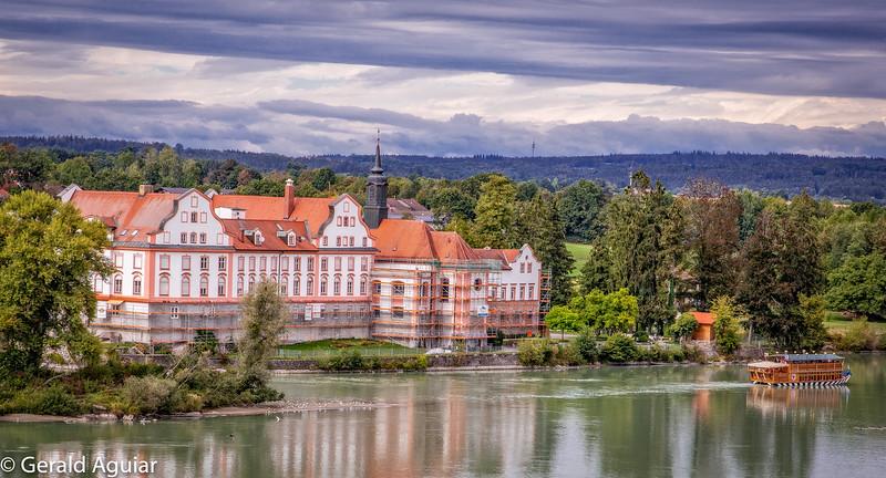 Monastry at Neuhaus