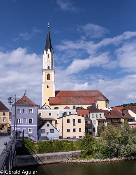 St. Johannes Baptist Church - Vilshofen, Germany