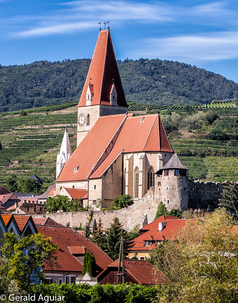 Wachau  Valley Church