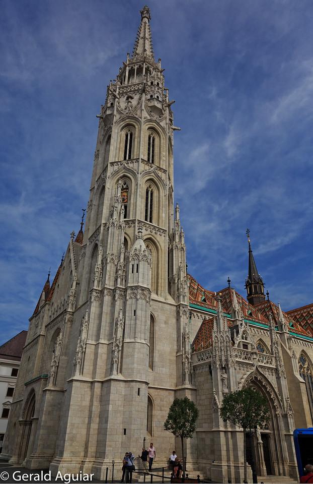 Matthias Church - Another View
