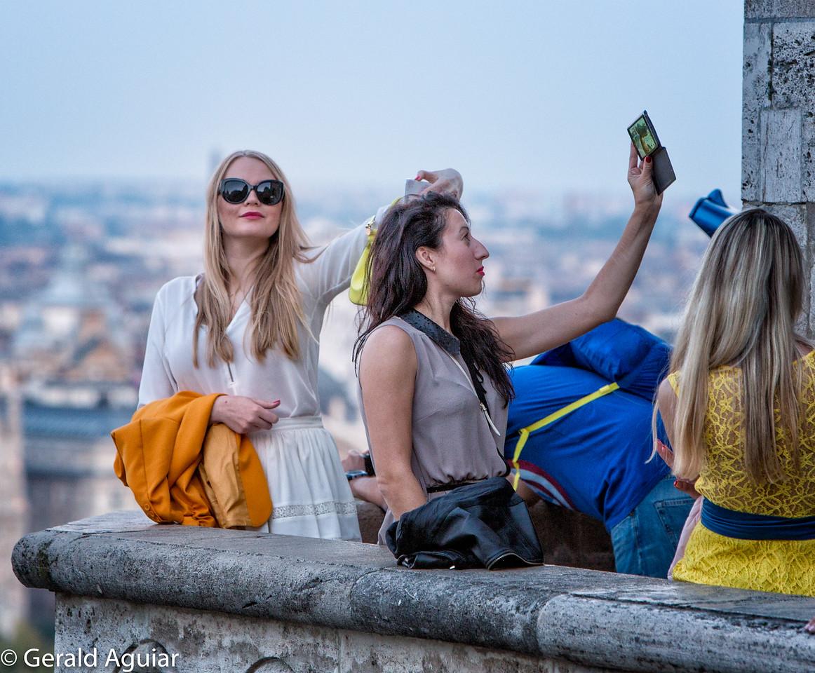 Hungarian Selfie