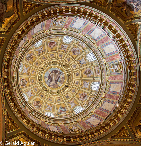 Saint Stephen's Basilica Dome