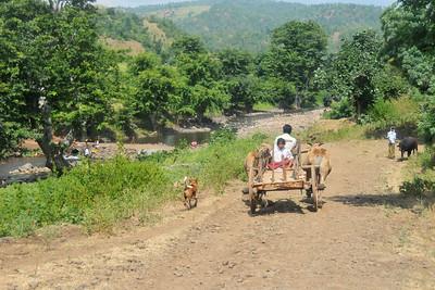 Rural India. State of Maharashtra.