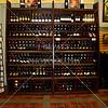 Bottles of Vino.
