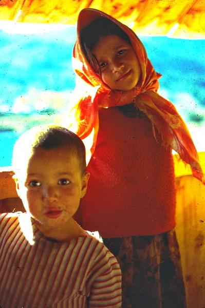 Aisha and Ali
