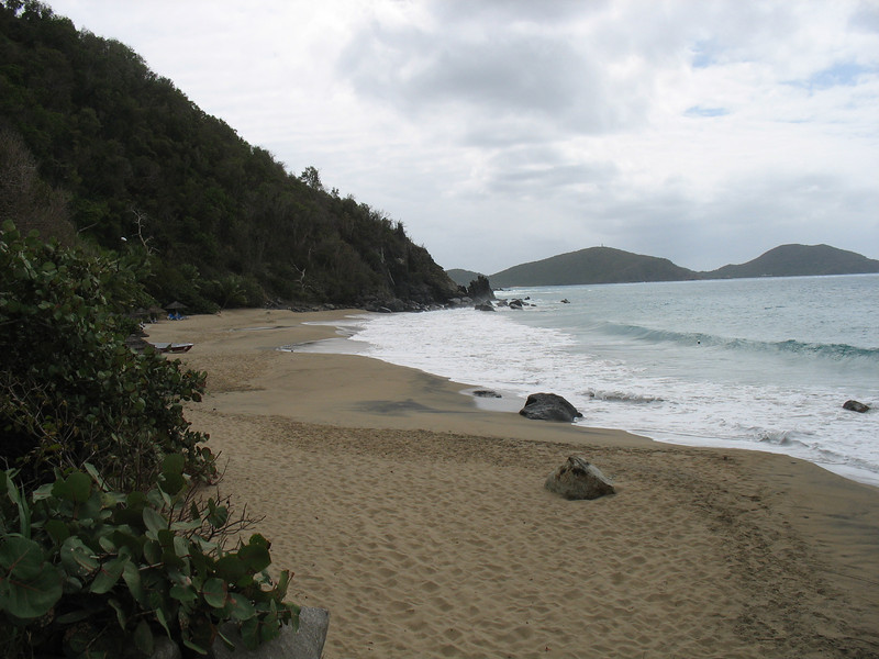 Mt. Trunk Beach at Nail Bay Resort