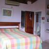 Island Dream master bedroom