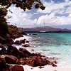 171 - Sailboat from Honeymoon Beach