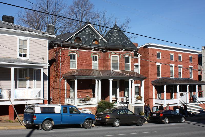 Julia's house on Bevely Street
