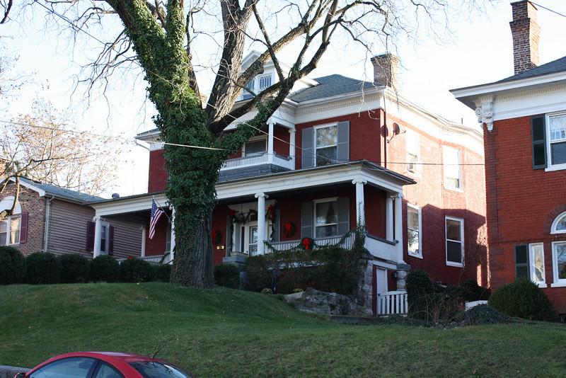 a home in Staunton