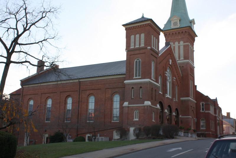 Woodrow Wilson's church