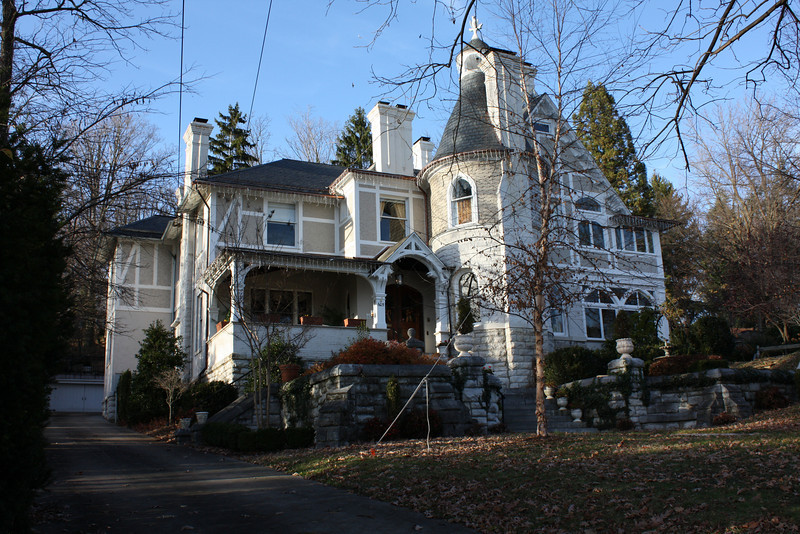 a home in Staunton
