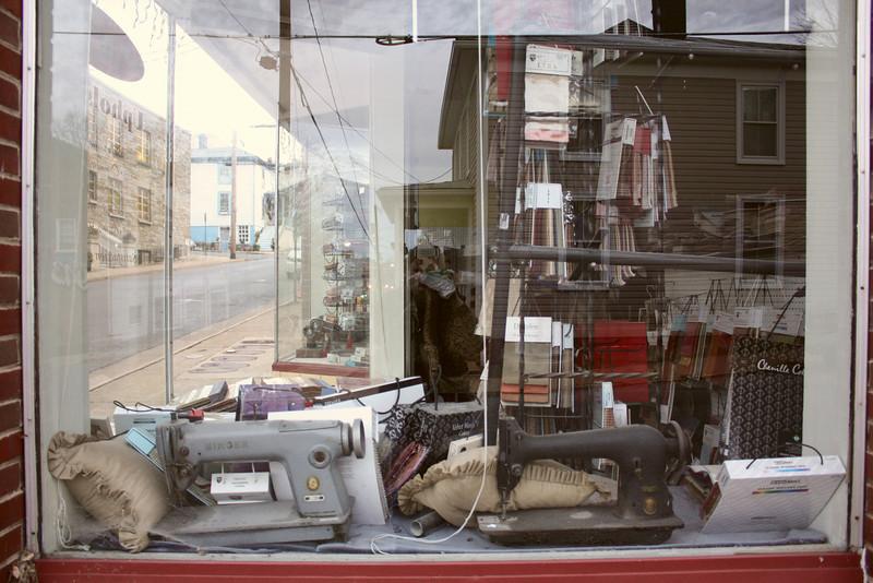 Julia's corner on Beverly Street