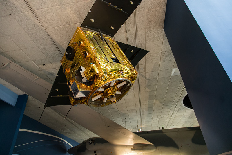 Improved TIROS Operational Satellite (ITOS)