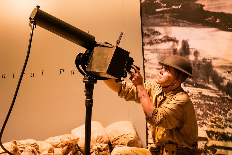 1917A1 Browning Machine Gun