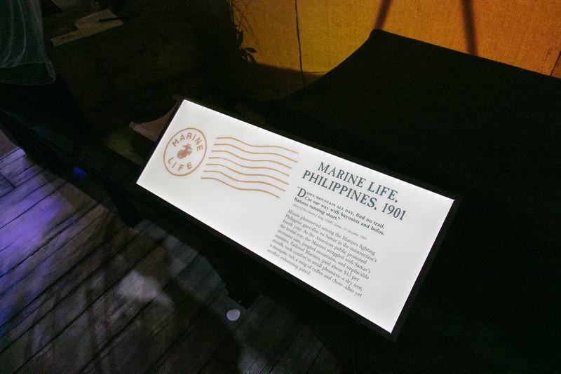 Marine Life letter exert