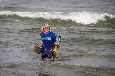 Detecting Below the Waves