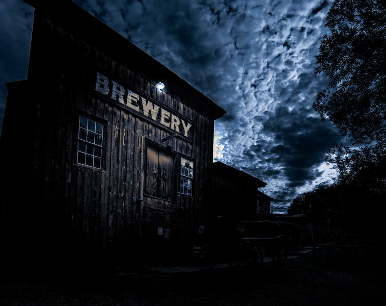 Brewery By Night