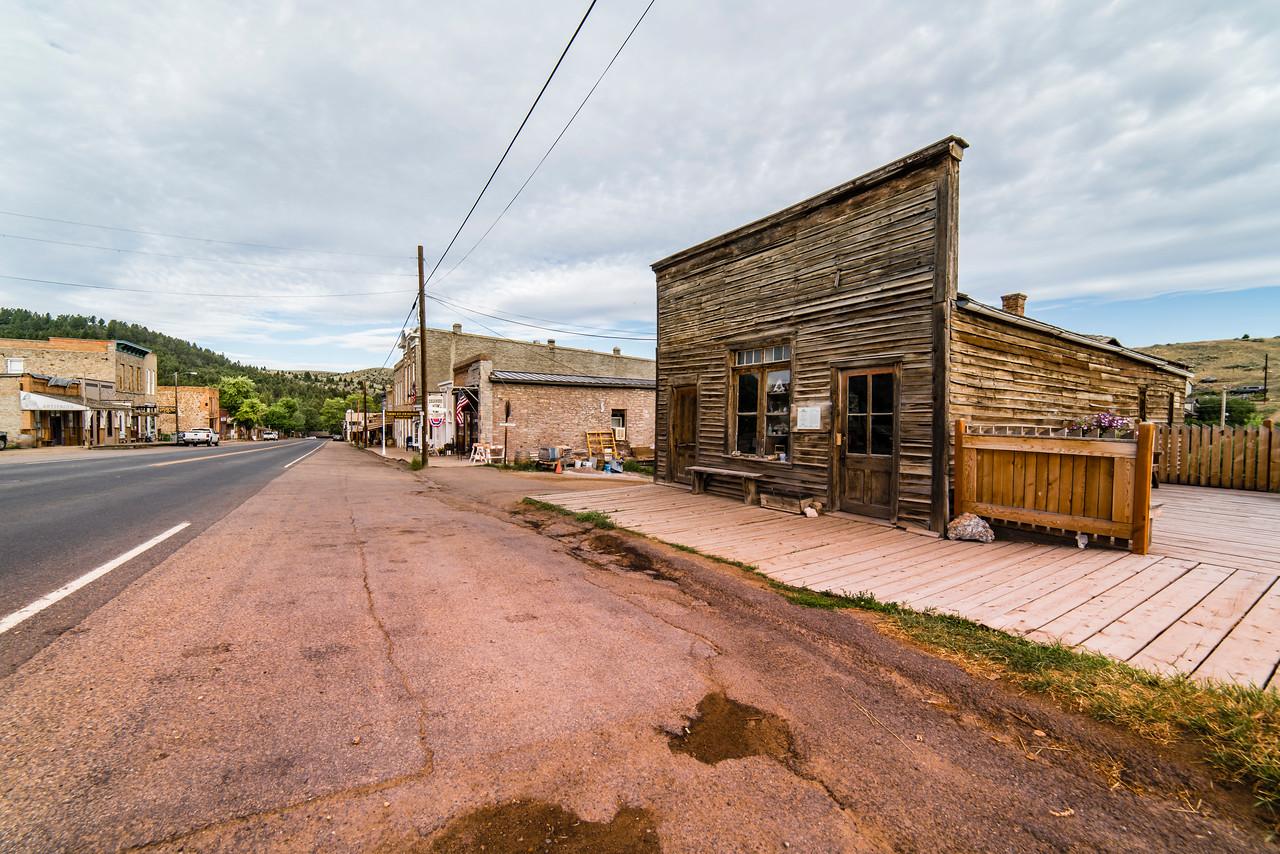 Main Street Virginia City