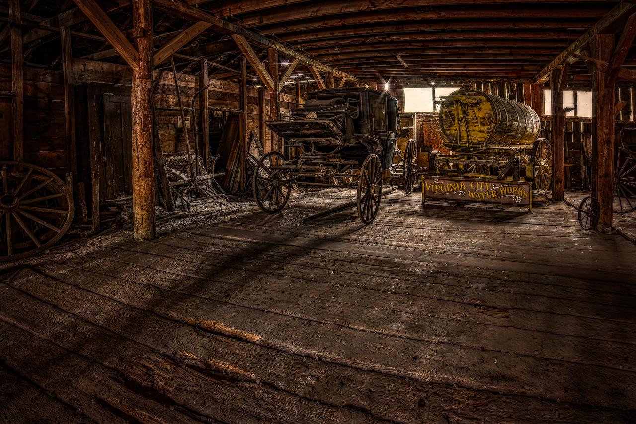 Blacksmith Barn
