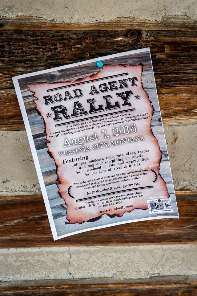Road Agent Rally