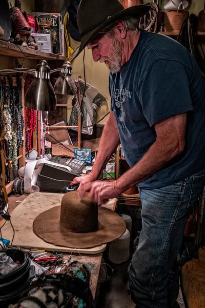 Hat Beginning