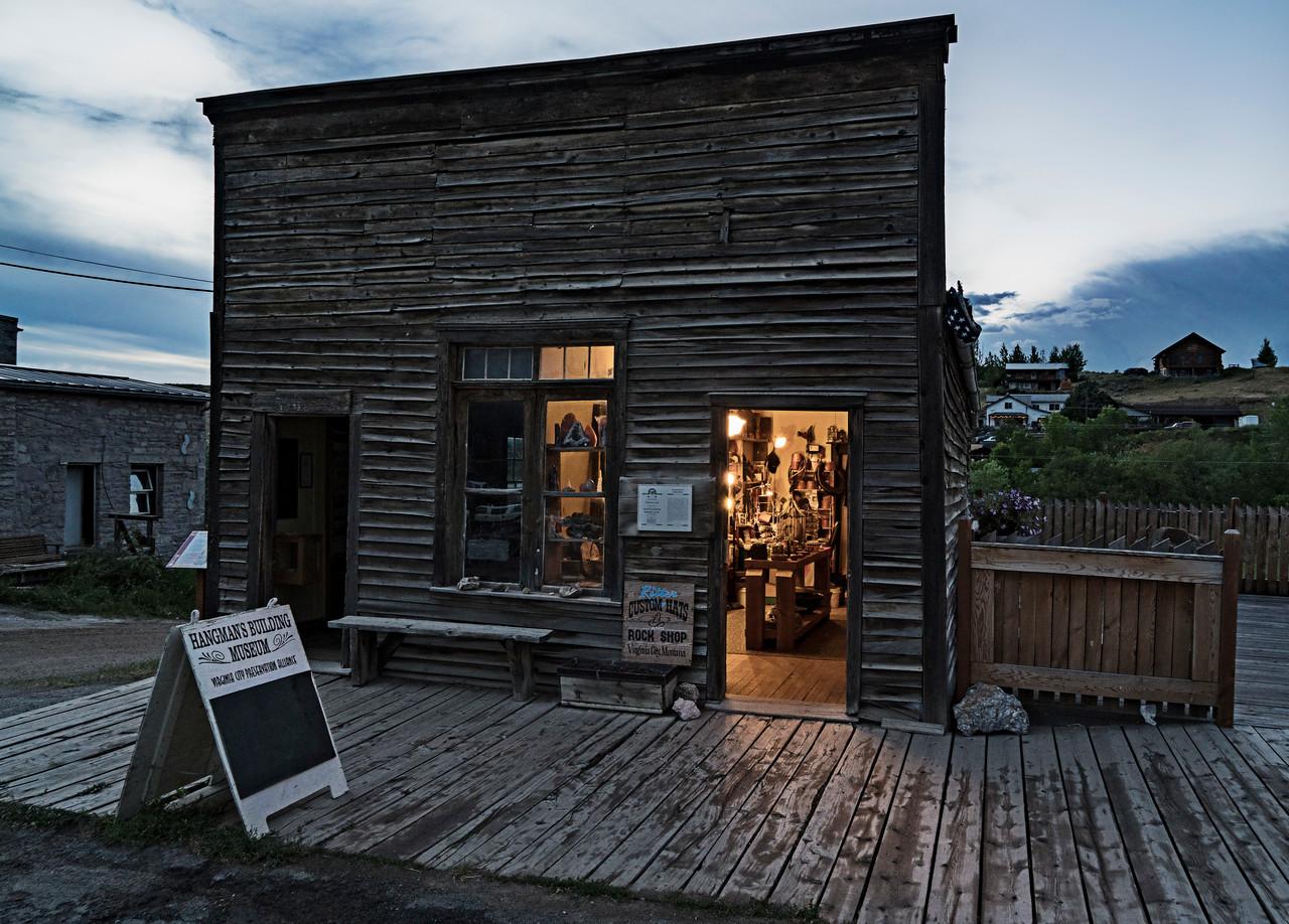 Hangman's Building