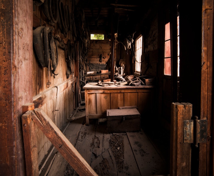 Blacksmith Office