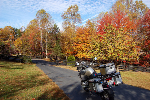 Virginia Fall ride