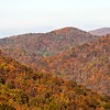 Blue Ridge from Crabtree Falls