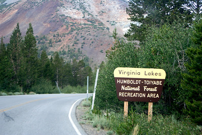 7/10/07 Virginia Lakes Rd.,Toiyabe National Forest, Eastern Sierras, Mono County, CA