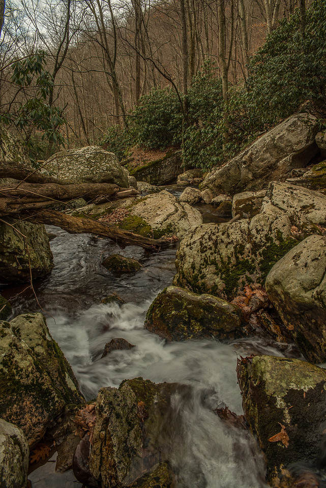 Little Stony Creek.