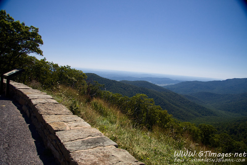 We took a drive along Skyline Drive. Nice scenery. It must be spectacular in the fall.