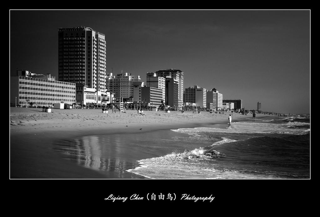弗吉尼亞海灘,蠻有名的地方