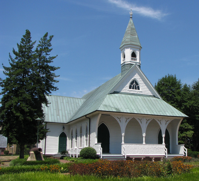 Richmond, VA - Confederate Memorial Chapel