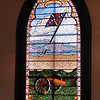 Eight of the 16 Windows are Stained Glass and Honor Soldiers and Military Units That Fought - 1887 Confederate War Memorial Chapel, Richmond, VA