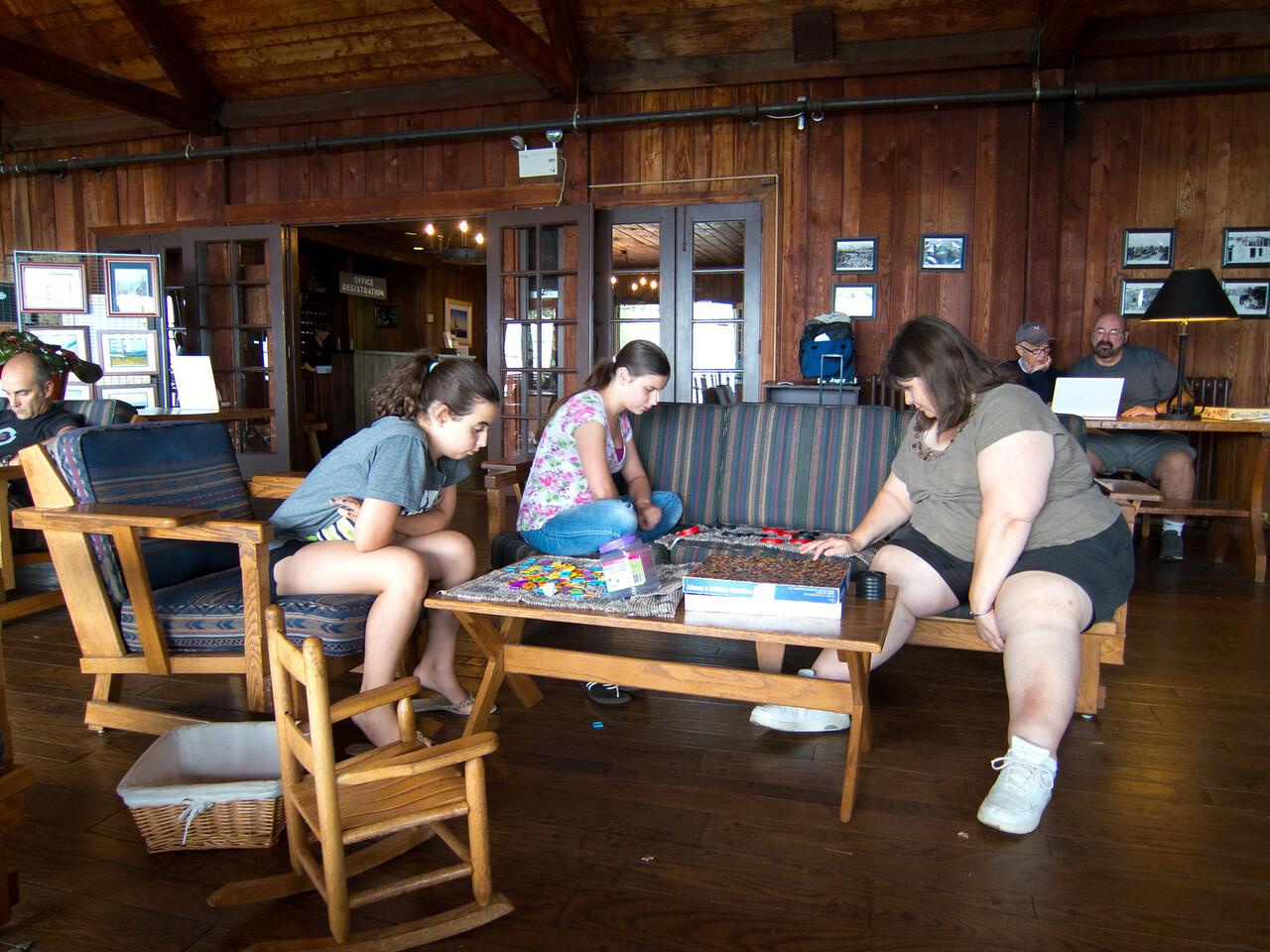Big Meadows Lodge at Shenandoah National Park