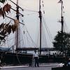 Benjamin and Randal at Ship in Alexandria, VA - 10/13/85