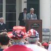 The Judges Wore Robes, Sam Waterston a Bow Tie, and The Attendees Wore Red, White and Blue